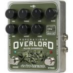 【ピック10枚セット付き!】Operation Overlord(オペレーションオーバーロード) オーバードライブ(Electro-Harmonix/エレハモ)