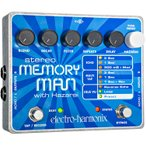 Stereo Memory Man with Hazarai(ステレオメモリーマン・ハザライ) デジタル・ディレイ(Electro-Harmonix/EHX/エレクトロ・ハーモニクス/エレハモ)