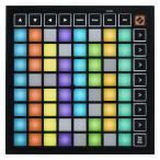 NOVATION MIDIコントローラー LaunchPad Mini MK3【Ableton Live Lite付属】【ノベーション グリッドコントローラー ランチパッドミニ3】