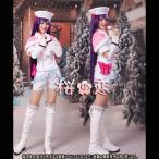 「一部あすつく」LoveLive! ラブライブ lovelive 衣装   スノーハレーション  園田海未 風 Snow halation  コスプレ衣装cn011