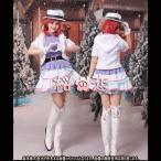 「一部あすつく」LoveLive! ラブライブ lovelive 衣装  スノーハレーション ス 西木野真姫  風  Snow halation コスプレ衣装cn014