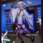 VOCALOID  風 ねんどろいど 雪ミク タンチョウ巫女 風 コスプレ衣装 変装 cosplay イベント パーティー コスチュームhhc059