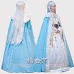 Fate Grand Order コスプレ アナスタシア・ニコラエヴナ・ロマノヴァ 風 皇女 コスプレ衣装 FGO コスチュームhhc0850