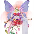 桜の恋 6周年記念セールスタート ラブライブ lovelive 衣装 コスプレ 西木野真姫 スクフェス 花精霊 編 コスチューム hol264 一部 あすつく