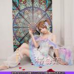 Yahoo!桜の恋「あすつく」ラブライブ lovelive 衣装 コスプレ 小泉花陽  風覚醒 ホワイトデー編 天使版コスプレ衣装hol98