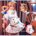 Yahoo!桜の恋コスプレ衣装 誕生石編 ラブライブ コスプレ lovelive 小泉花陽 こいずみはなよう 覚醒版 jnc008 一部あすつく