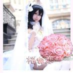 ラブライブ lovelive ラブライブ  豪華版ウェディング ドレス 矢澤にこ 風 コスチューム uw213