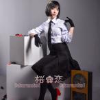 文豪ストレイドッグス コスプレ衣装 与謝野 晶子 風  (よさのあきこ)uw291