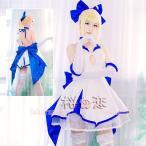 【弱酸性ミリオンアーサー】  異界型セイバー   風コスプレ衣装 コスチュームuw481