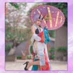 時間限定セール あすつく Fate Grand Order コスプレ 巴御前〈ともえごぜん〉 英霊旅装  風 コスプレ衣装 FGO コスチューム フェイト グランドオーダー uw592