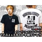 【送料無料】クローズ×ワースト コレクション◆T.F.O.AxE.M.O.D 半袖Tシャツ/和柄