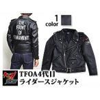 TFOA4代目ライダースジャケット◆クローズ×ワーストコレクション