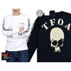 TFOA五代目モデル長袖Tシャツ(NCR-03)◆クローズ×ワーストコレクション