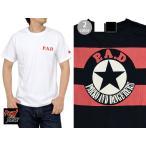 P.A.D半袖Tシャツ クローズ×ワーストコレクション 送料無料 武装戦線 漫画 NCR-09