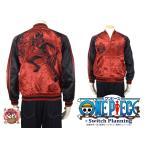 【予約商品】火拳のエーススカジャン(OPSJ-002)◆TEN STRIKE