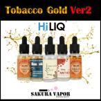 ���ܥ���å��� HiLIQ �ϥ��ꥯ TobaccoGold ���Х��������Ver2 30ml