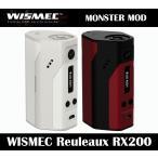 【正規品】Wismec Reuleaux(ルーロー) RX200