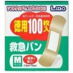 【日進医療器】<br>エルモ救急バンMサイズ100枚入お徳用