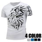 メンズTシャツ 半袖 Vネックトップス メンズTシャツ 夏Tシャツ 春Tシャツ 半袖Tシャツ 夏 春 カジュアル メンズファッション 3色
