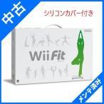ショッピングWii Wii フィット Wiifit バランスボード ソフトセット 箱無し