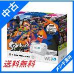 ショッピングWii Wii U スプラトゥーン セット 中古  すぐに遊べます