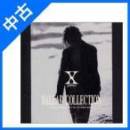 スリーブケース付 X JAPAN  BALLAD COLLECTION yoshiki hide バラードコレクション バラード BEST