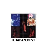 X JAPAN BEST~FAN'S SELECTION hide yoshiki スリーブ付初回仕様