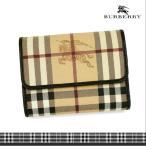 バーバリー 財布 三つ折り 三つ折り財布 小銭入れ付 レディース メンズ ブランド 人気 ベージュ クラシックチェック BURBERRY