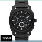 フォッシル  時計 メンズ フォッシル フォッシル 腕時計 FOSSIL 人気 Machine Chronograph Stainless Steel Watch ブラック
