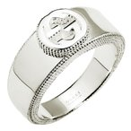 グッチ GUCCI インターロッキングG リング シルバー 479228 J8400 8106 スターリングシルバー 指輪 ユニセックス ギフト プレゼント バレンタインデー 新品