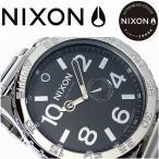 NIXON ニクソン 腕時計 メンズ レディース 51−30 HIGH POLISH BLACK NA057487 正規保証付