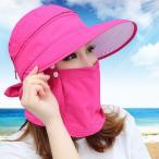 ショッピングuvカット UVカット帽子 紫外線対策用ハット レディース キャンプ・アウトドア日よけ帽子 韓国帽子