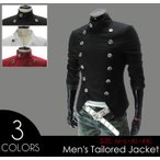 テーラードジャケット メンズ カラージャケット アウター メンズファッション ジャケット 長袖 スーツ ポンチ ジャケット アウトレット