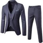 スーツ メンズ ビジネススーツ 紳士服 一つボタン