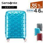 サムソナイト 公式 スーツケース Samsonite セール アウトレット価格 Theoni セオニー 66cm エキスパンダブル 4〜7泊 中型 軽量 TSA 4輪