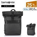 サムソナイト 公式 スーツケース Samsonite セール アウトレット価格 Vangarde ヴァンガード ロールトップバックパック メンズ リュック 鞄 PC収納