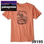 Yahoo!サムライクラフト ヤフーショップパタゴニア 39195 メンズ・ナッツ vs. ピトン・オーガニック・Tシャツ 日本正規品