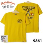 ダルチザン 9861 セールスマンTシャツ