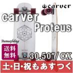 """carver SURFSKATE カーバー スケートボード 30.50"""" Proteus CX トラック あすつく 送料無料 返品保証"""
