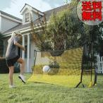 AORTD サッカー練習用 サッカーゴール サッカーネット 組み立て 壁打ちネット 練習 スポットリバウンダー ヘディング練習 跳ね返る 1年間保証