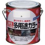 アサヒペン 油性多用途カラー 0.7L 白