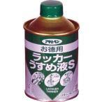 アサヒペン お徳用ラッカーうすめ液S220ML