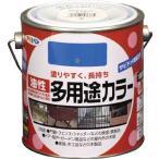 アサヒペン 油性多用途カラー 0.7L 青