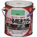 アサヒペン 油性多用途カラー 0.7L 若草色
