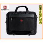 SWISSWIN  ビジネスバッグ 15.6インチワイド A4書類収納可 通勤に最適 メンズ パソコンバッグ ビジネスバック 通勤バッグ SW8214
