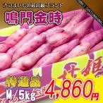 特秀品 徳島産の鳴門金時芋Mサイズ5kg