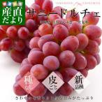 山梨県より産地直送 JAふえふき 一宮支所 サニードルチェ 2キロ(3から4房)ぶどう ブドウ