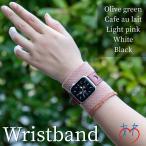 Wristband - EM リストバンド(両手首2本セット)/メール便 送料無料/秋冬用 コットン 綿 手首サポーター 日本製
