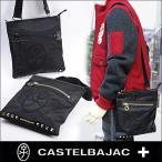 ショルダーバッグ メンズ カステルバジャック SALE CASTELBAJAC 薄マチショルダーバッグ /ヴォル/ 087111