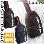 ショルダーバッグ メンズ 斜め掛け 軽量 カステルバジャック CASTELBAJAC ワンショルダーバッグ/スピカ/097901